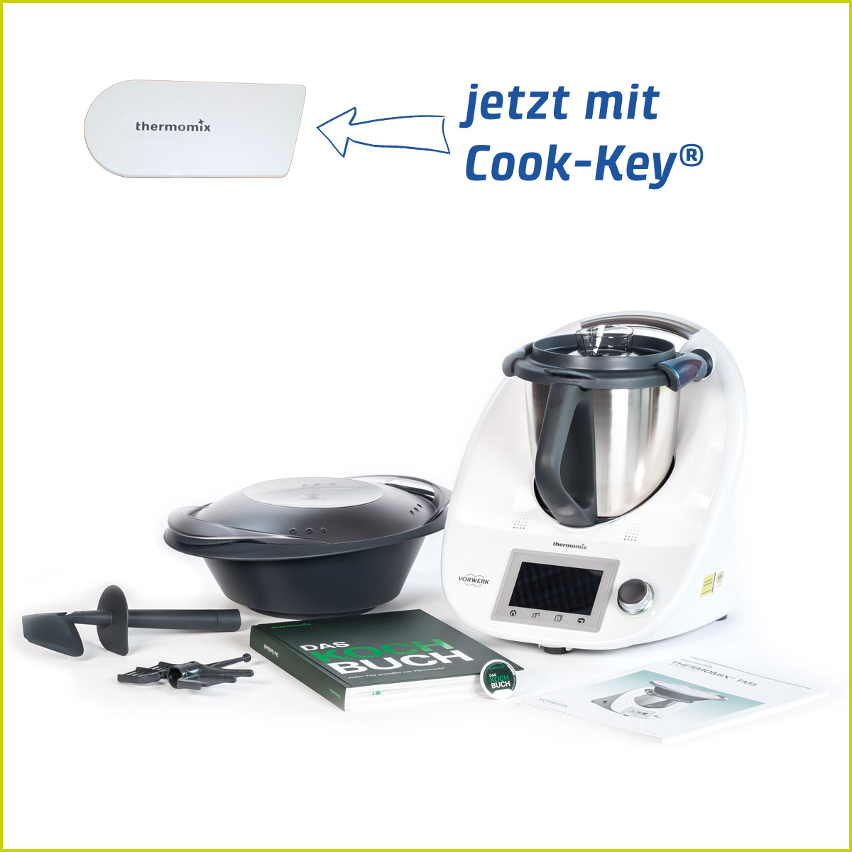 Thermomix TM5 COOK-KEY